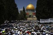Jerusalem holy site is reopened
