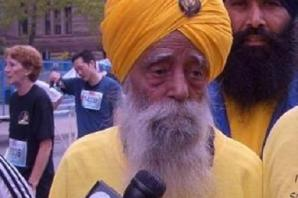 WATCH: Record-breaking Fauja Singh on changing perceptions of older people