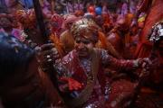 IN PICTURES: Festival of Holi brings a splash of colour