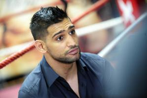 Amir Khan hits back after Manny Pacquiao comments