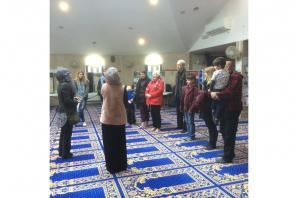 Mosques up and down the country open their doors as part of #VisitMyMosque Day